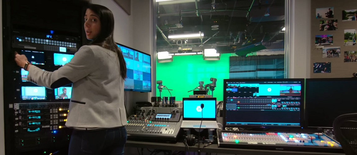 Microsoft's Channel 9 Studio Using TriCaster® and SNS EVO