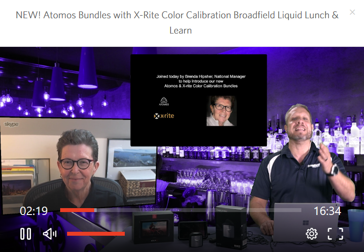 NAB 2019 Pre-Show: What to Expect from Broadfield